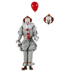 FIGURA IT PENNYWISE CON ROPA 20 CM
