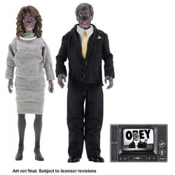 THEY ARE ALIVE! NECA CLOTHED FIGURE PACK X2