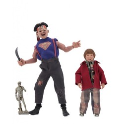 THE GOONIES NECA FIGURE PACK: SLOTH & CHUNK