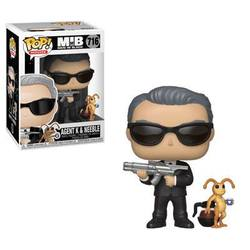 FIGURA POP MIB: AGENT K & NEEBLE