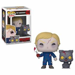 FIGURA POP PET SEMATARY: UNDEAD GAGE & CHURCH