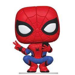 POP FIGURE SPIDERMAN: SPIDERMAN HERO SUIT