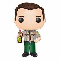 FIGURA POP SUPER TROOPERS: FOSTER