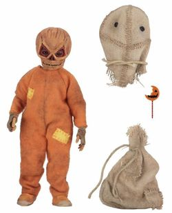 TRICK OR TREAT NECA CLOTHED FIGURE
