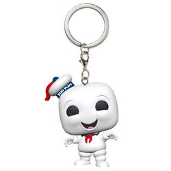 POP KEYCHAIN CAZAFANTASMAS STAY PUFT