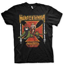 MASTER OF THE UNIVERSE T-SHIRT ETERNIA XXL