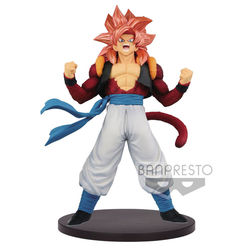 BANPRESTO FIGURE DRAGON BALL GOGETA S4 20 CM