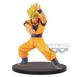 BANPRESTO FIGURE DRAGON BALL GOKU CHOSEN 20 CM