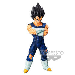 BANPRESTO FIGURE DRAGON BALL VEGETA GRANDISTA 26CM