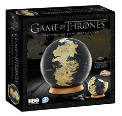 GAME OF THRONES 3D WESTEROS 240 PCS 15 CM