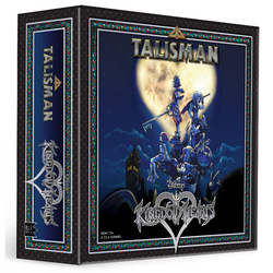 TALISMAN KINGDOM HEARTS BOARD GAME