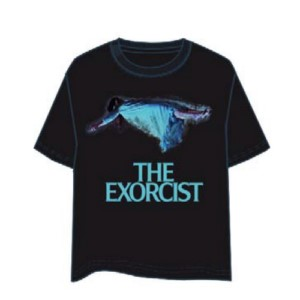 THE EXORCIST T-SHIRT REGAN XXL