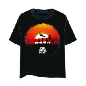 FULL METAL JACKET T-SHIRT M