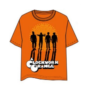 CLOCKWORK ORANGE T-SHIRT L