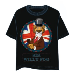WILLY FOG T-SHIRT M