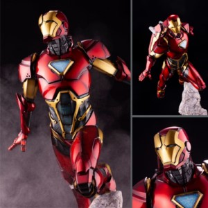 ARTFX IRON MAN PREMIER LIMITED EDITION FIGURE 25 CM
