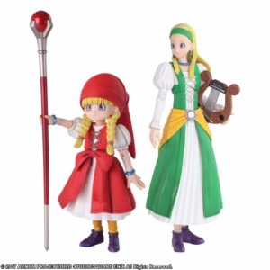 DRAGON QUEST VERONICA & SERENA FIGURE 9 -1 4 CM