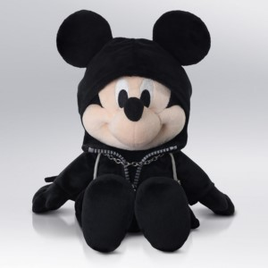 KINGDOM HEARTS KING MICKEY PLUSH 33 CM