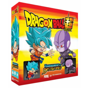 DRAGON BALL TOURNAMENT DESTROYER BOARD GAME