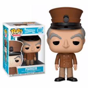 POP FIGURE THUNDERBIRDS: PARKER
