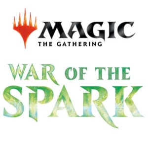 MAGIC WAR OF THE SPARK BOOSTER DISPLAY SPANISH