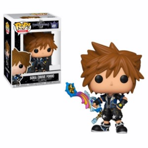 POP FIGURE KINGDOM HEARTS 3: SORA DRIVE
