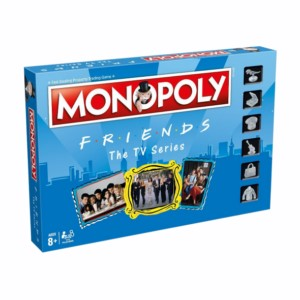 MONOPOLY FRIENDS SPANISH EDITION