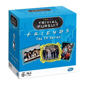FRIENDS TRIVIAL EXPANSION SPANISH EDITION