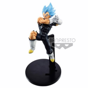 BANPRESTO FIGURE DRAGON BALL TAG VEGETA 17 CMS