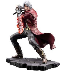 ARTFX FIGURE DEVIL MAY CRY 5 DANTE ARTFX 24 CM