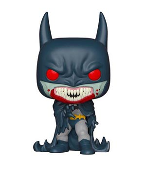 POP FIGURE BATMAN: BATMAN RED RAIN