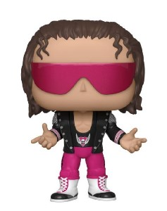 POP FIGURE WWE: BRET HART JACKET