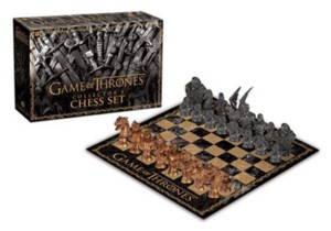 GAME OF THRONES DELUXE CHESS