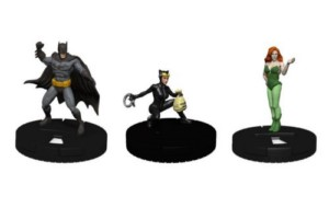 DC HEROCLIX BATMAN AND CATWOMAN OPKIT