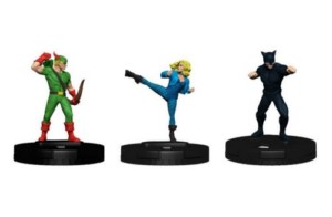 DC HEROCLIX GREEN ARROW AND JUSTICE SOCIETY OPKIT