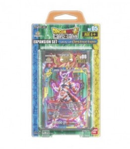 DRAGON BALL TCG SET BE05 VILLAINS (6)