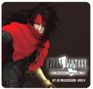 FINAL FANTASY TCG OPUS 9 PRE-RELEASE KIT