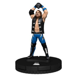 HEROCLIX WWE - AJ STYLES EXPANSION PACK (6)