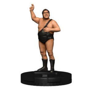 HEROCLIX WWE - ANDRE THE GIANT EXPANSION PACK (6)