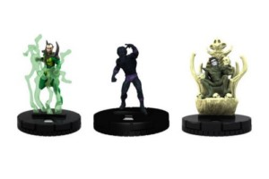 MARVEL HEROCLIX BARON MORDO AND FEAR LORDS OPKIT