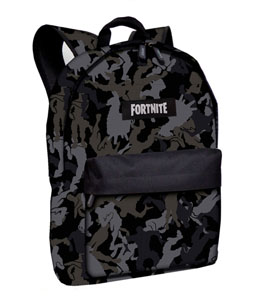 FORTNITE CAMMO BACKPACK 33x44x14