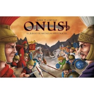 ONUS ROME VS CARTHAGE 3º EDITION