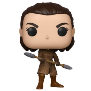 POP FIGURE GAME OF THRONES: ARYA TWO HEADED SPEAR