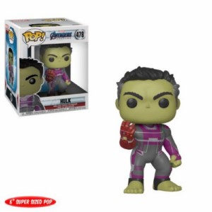 POP FIGURE MARVEL ENDGAME: HULK OVERSIZED