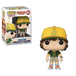 POP FIGURE STRANGER THINGS: DUSTIN AT CAMP