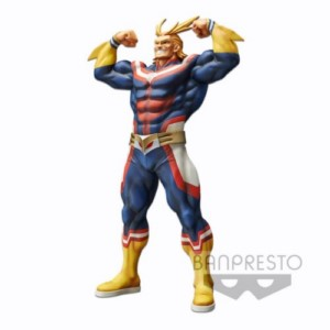 FIGURA BANPRESTO MY HERO ACADEMIA GRANDISTA ALL MIGHT 28