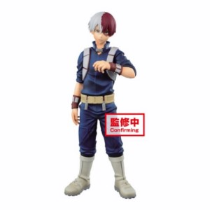 FIGURA BANPRESTO MY HERO ACADEMIA SHOTO 17 CM