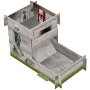 WAR STORM DICE TOWER