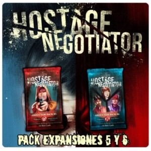 HOSTAGE NEGOTIATOR EXP 5 & 6 (SPANISH)