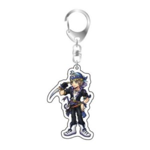 FINAL FANTASY KEYCHAIN LOCKE